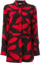 Marni leaf print shirt