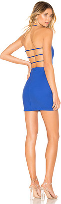 superdown Skyler Strappy Back Dress