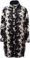 Gianluca Capannolo 'Vivien' coat - women - Cotton/Polyamide/Modal/Viscose - 38