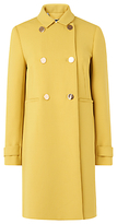 LK Bennett Bay Double Breasted Coat