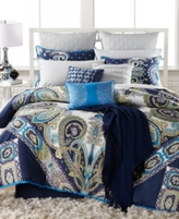 Sunham Eclipse 14-Pc. King Comforter Set