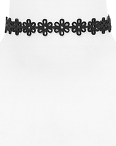 Vanessa Mooney Daisy Cutout Choker Necklace, 12 - 100% Exclusive