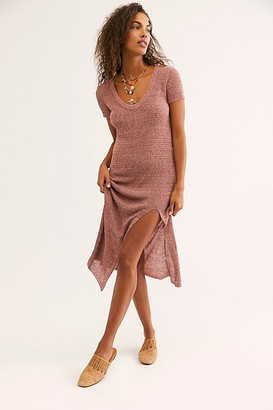 Free People Fp Beach One Love Midi Dress by FP Beach at