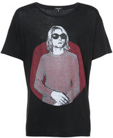 R 13 Cobain T-shirt - men - Cotton/Cashmere - M