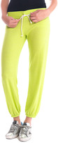 Nation Ltd. Medora Cropped Sweats Lime