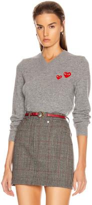 Comme des Garcons Pullover in Grey | FWRD