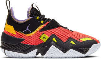 Nike Jordan Westbrook One Take Kids Basketball Shoes