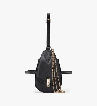 MCM Milano Belt Bag in Goatskin Leather