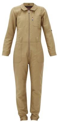 Lafont Funtaine Cotton-canvas Jumpsuit - Beige