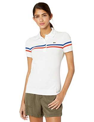 Lacoste Women's Made in France S/S Slim FIT Polo