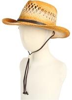 San Diego Hat Company Kids Raffia Cowboy Hat (Toddler/Little Kids/Big Kids)