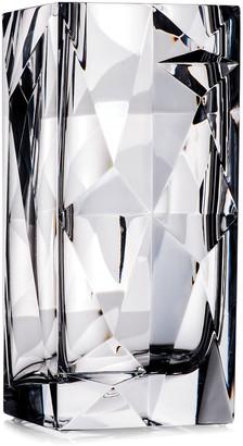 "Rogaska Crystallization 10"" Vase"