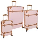 Diane von Furstenberg Saluti Hardside Spinner Luggage Set (Set of 3)