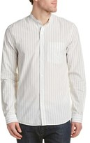 Zadig & Voltaire Torro Raye Woven Shirt.