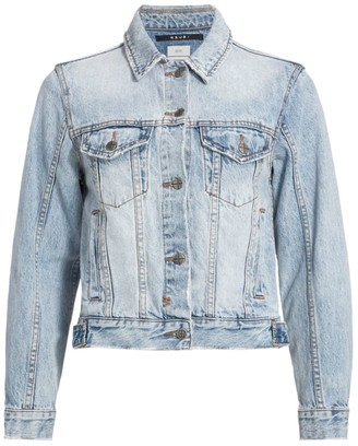 Ksubi Underated Denim Trucker Jacket