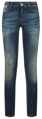 Dolce & Gabbana Low-Rise Skinny Jeans