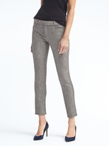Banana Republic Sloan-Fit Charcoal Pant