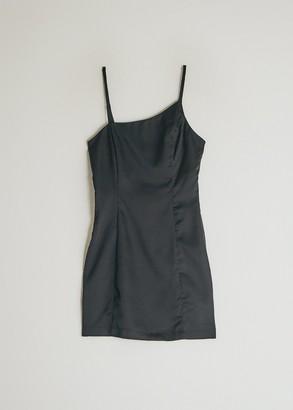 Which We Want Women's Esmerelda Mini Dress in Black, Size Small | Spandex