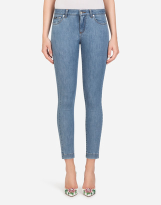 Dolce & Gabbana Denim Stretch Pretty Fit Jeans