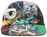 Kenzo 'New Era multi logo cap - unisex - Nylon - One Size