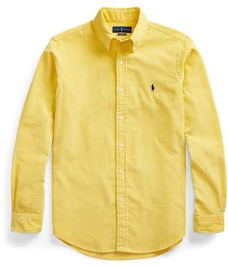 Ralph Lauren Slim Fit Corduroy Shirt