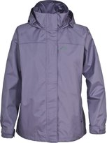 Trespass Womens/Ladies Nasu Hooded Waterproof Jacket (XL)