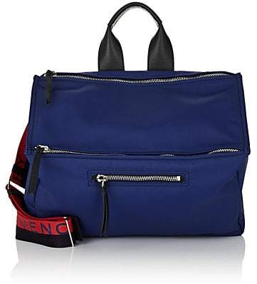 Givenchy Men's Pandora Messenger Bag - Blue