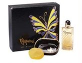 Bob Mackie Masquerade by for Women 3 Piece Set Includes: 3.4 oz Eau de Parfum Spray + Perfumed Soap and Dish by