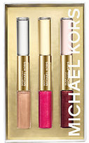 Michael Kors Sporty Sexy Glam Rollerball Lip Luster Gift Set