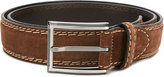 Canali casual belt - men - Leather - 100