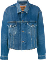 Golden Goose Deluxe Brand denim jacket - women - Cotton - S