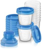 Avent Naturally Breast Milk Containers