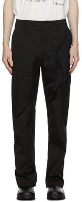 Post Archive Faction (PAF) Post Archive Faction PAF Black 3.1 Center Trouser