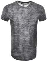 Religion Control T Shirt Grey