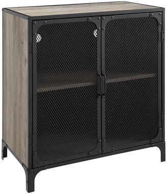 Hewson Industrial Entryway Accent Storage Cabinet