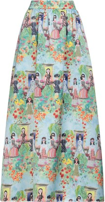 Alice + Olivia Long skirts