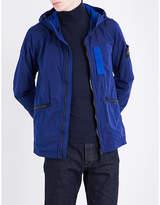 Stone Island Hooded Shell Jacket