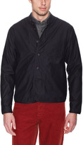 Lifetime Collective Coated Button Front Jacket