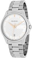 Gucci G-Timeless Collection YA126442 Men's Stainless Steel Watch