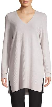Eileen Fisher V-Neck Tunic