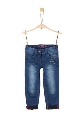 S'Oliver Girl's 53.909.71.3482 Jeans