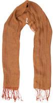 Hermes Linen Hooded Scarf