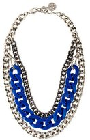 Ben-Amun Ben Amun Resin Multi Strand Chain Necklace