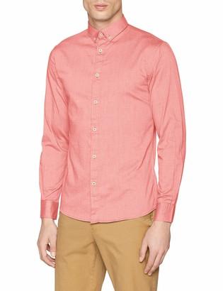 Celio Men's Napinpoint Casual Shirt