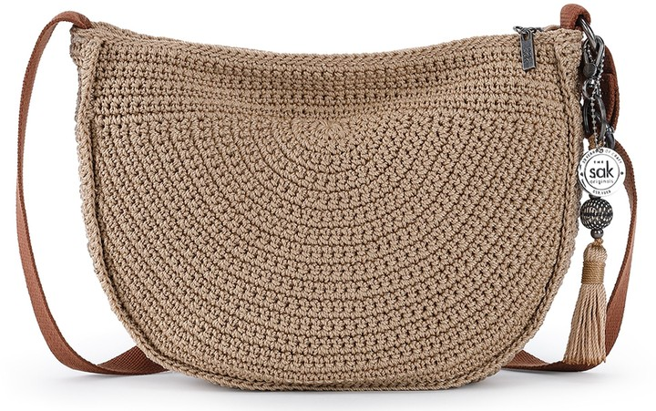 The Sak Ryder Crescent Crossbody Handbag