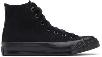Converse Black Monochrome Chuck 70 High Sneakers