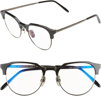 DIFF Kira 51mm Blue Light Blocking Glasses