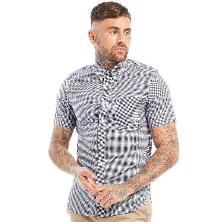 2785599e0 Fred Perry Gingham Tops For Men - ShopStyle UK