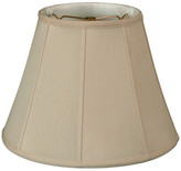 "BEIGE Royal Designs, Inc. Royal Designs Empire Lamp Shade, Beige, 5"""