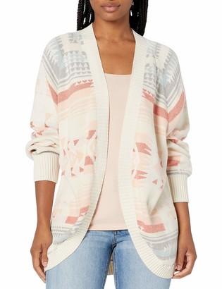 Pendleton Women's Sunrise Cocoon Cardigan Sweater